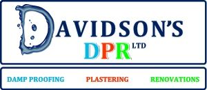 Davidson's Dampproofing, Plastering & Renovations in Carlisle, Cumbria - A name you can trust!